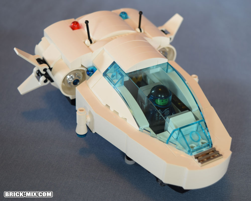 small space ship